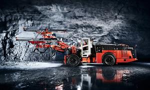 WE ARE NOW REVEALING OUR SANDVIK DD422iE