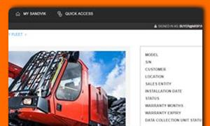 My Sandvik - our new E-commerce