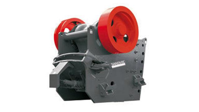 Sandvik CJ612 Single-Toggle Jaw Crusher For Tough Applications