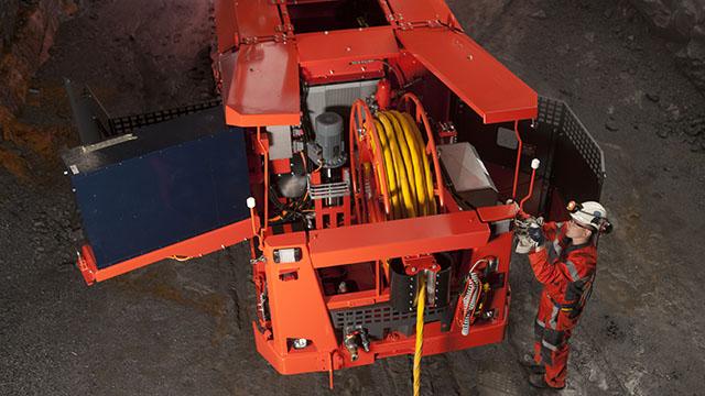 sandvik dd321 two boom electro hydraulic development drill rig rh mining sandvik com Sandvik Drill D25ks Specks Sandvik Dk25 Drill Specs